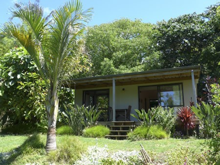 Wharepuke Subtropical Accommodation