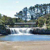 Haruru Falls