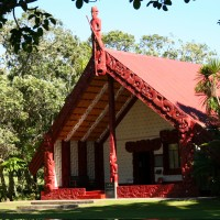 meeting house waitangi