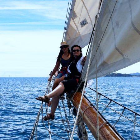 Sailing trip Bay of Islands NZ