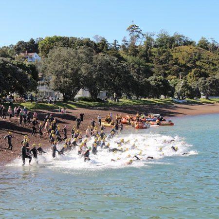 New Zealand Ocean Swim Series – Bay of Islands Classic