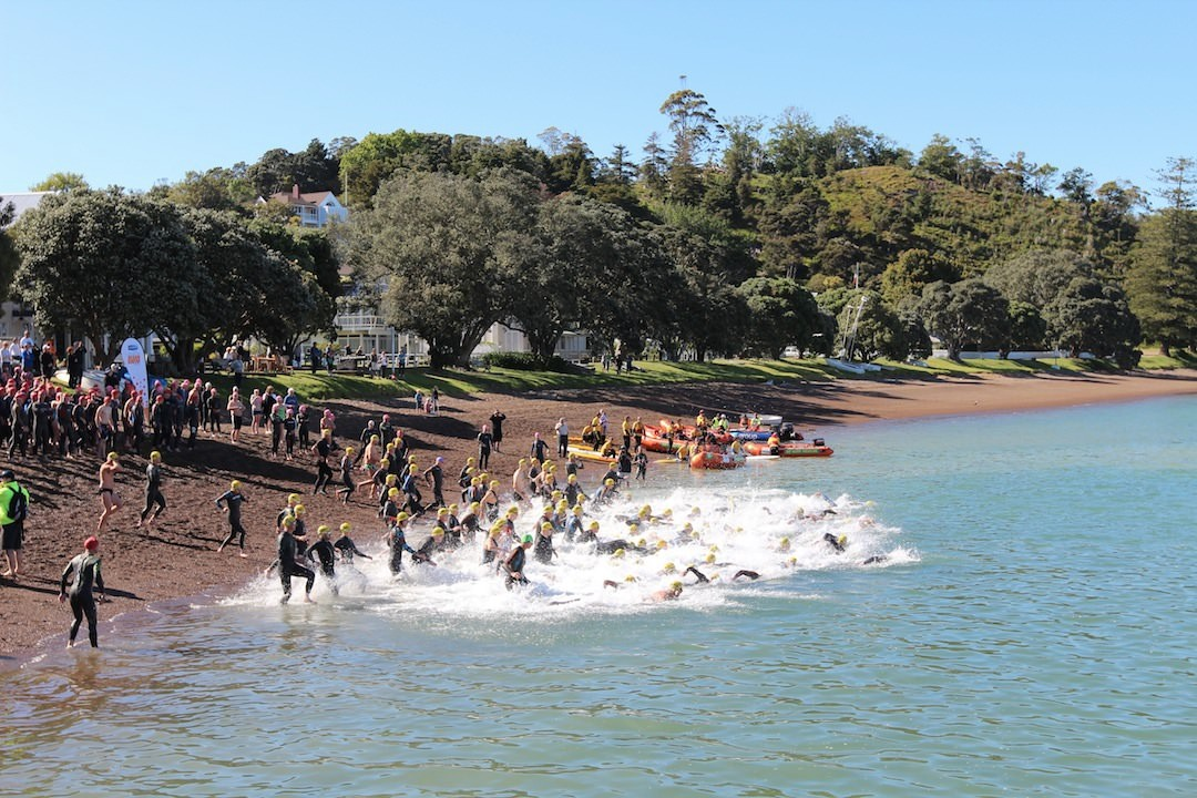 New Zealand Ocean Swim Series – Bay of Islands Classic
