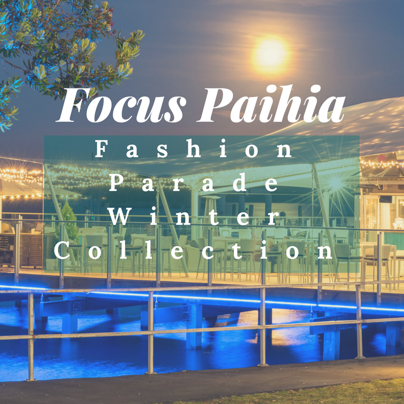 Focus Paihia Fashion Show