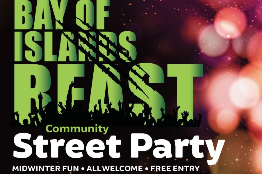 Bay of Islands Beast Street Party