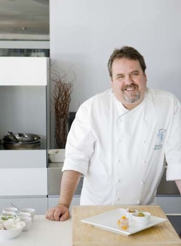 Dine with Martin Bosley