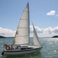 Mystique sailing
