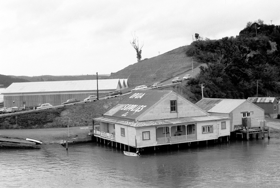 Opua in the 1970's