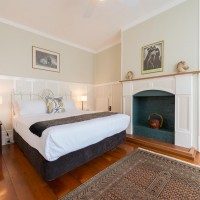 Matariki room, queen or king bed, ensuite, own deck