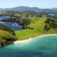 Waewaetorea Island, Bay of Islands NZ