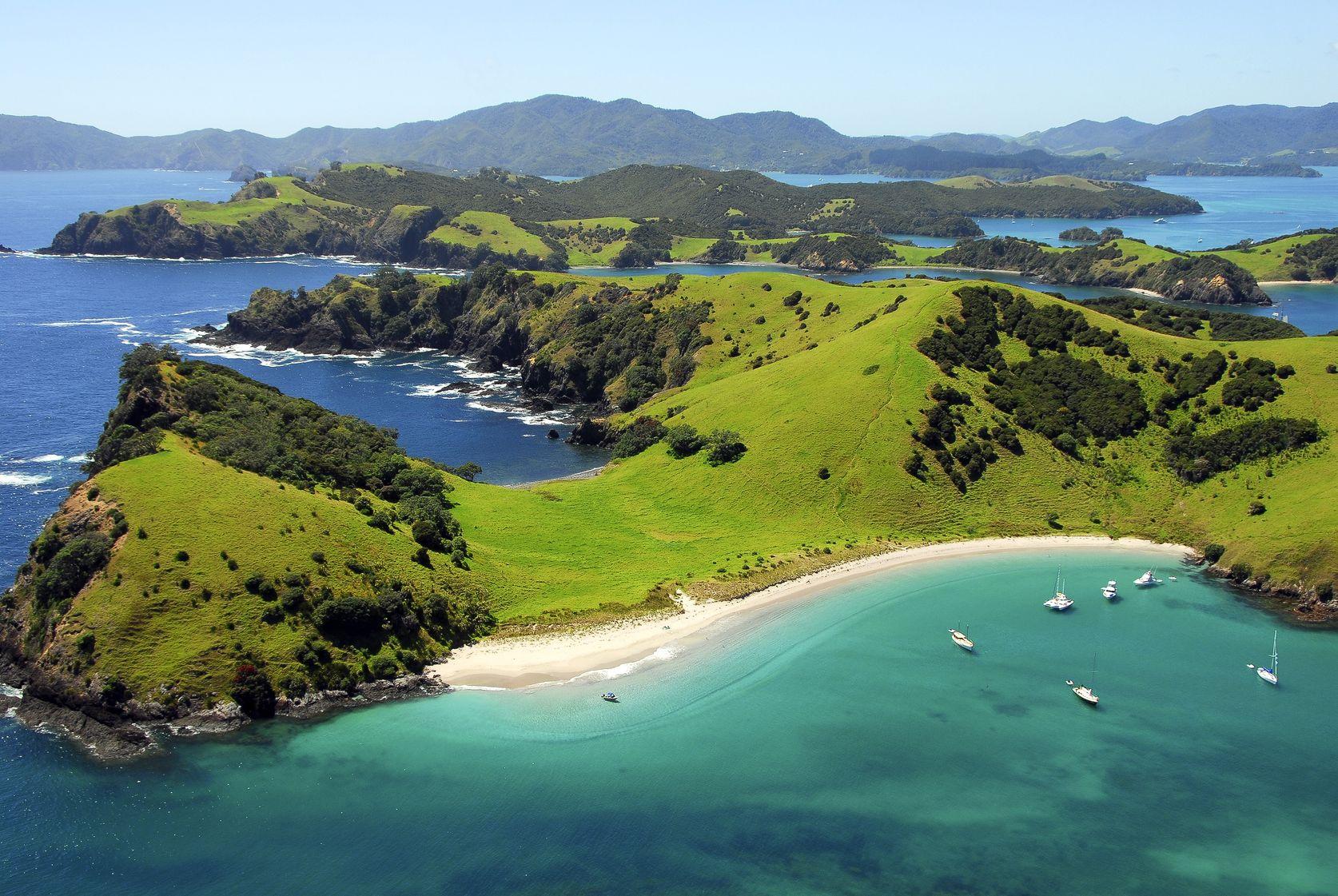 Resultado de imagen de bay of islands