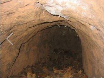 Ruapekapeka tunnel excavation