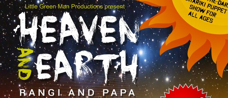 Heaven and Earth – Rangi and Papa