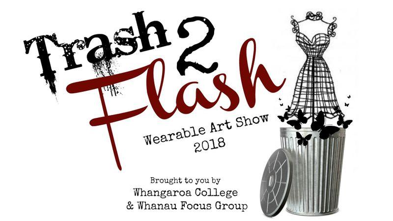 Trash 2 Flash 2018 Wearable Arts Show
