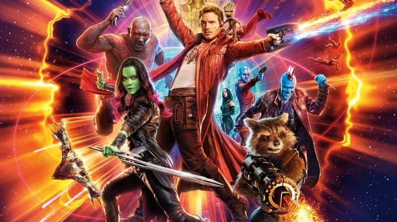 Movies On the Deck – Guardians of the Galaxy 2