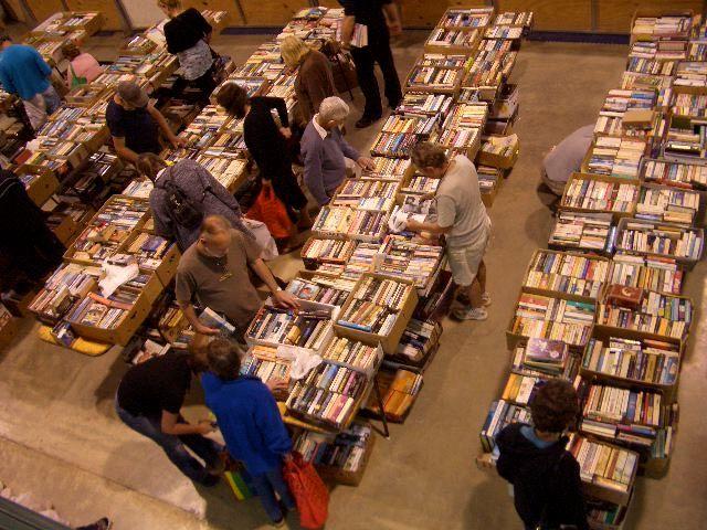 Rotary Book Fair