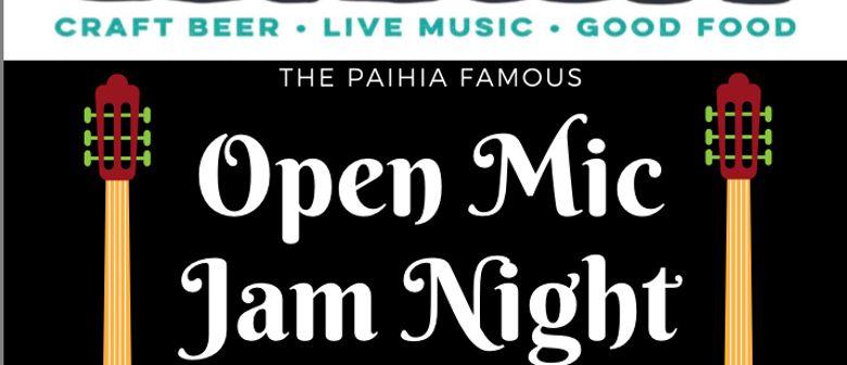 Open Mic – Jam Night